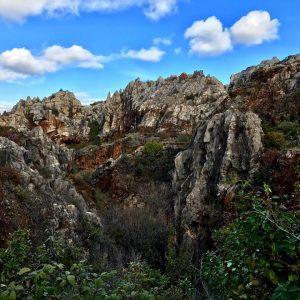 Circular El Rebollar y Cerro del Hierro
