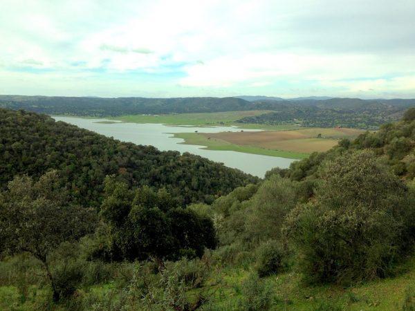 Ruta circular por el Pantano José Torán