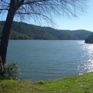 ruta del agua de Guillena