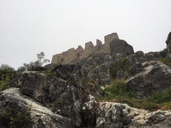 El Castillo de Tavizna