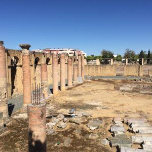 A Itálica por el Guadalquivir