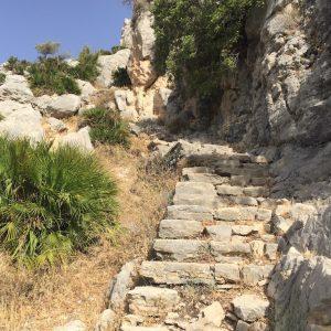 las Escaleras Arabes