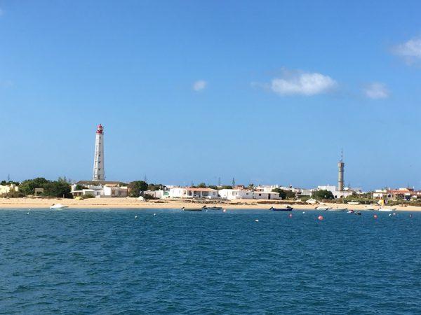 Vuelta a la Isla Culatra