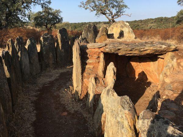 dólmenes de los Gabrieles
