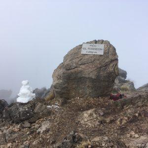 Pico del Torreón